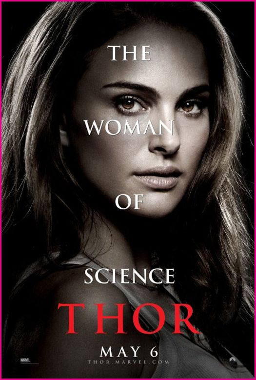 Natalie-Portman-Thor-Movie-Poster